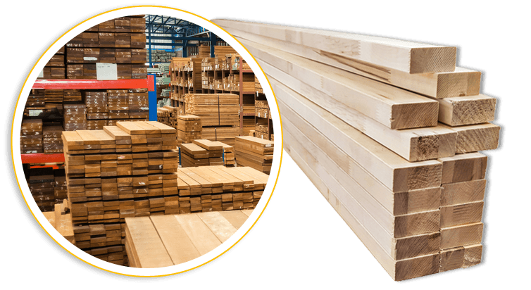 Timber supplies Sussex